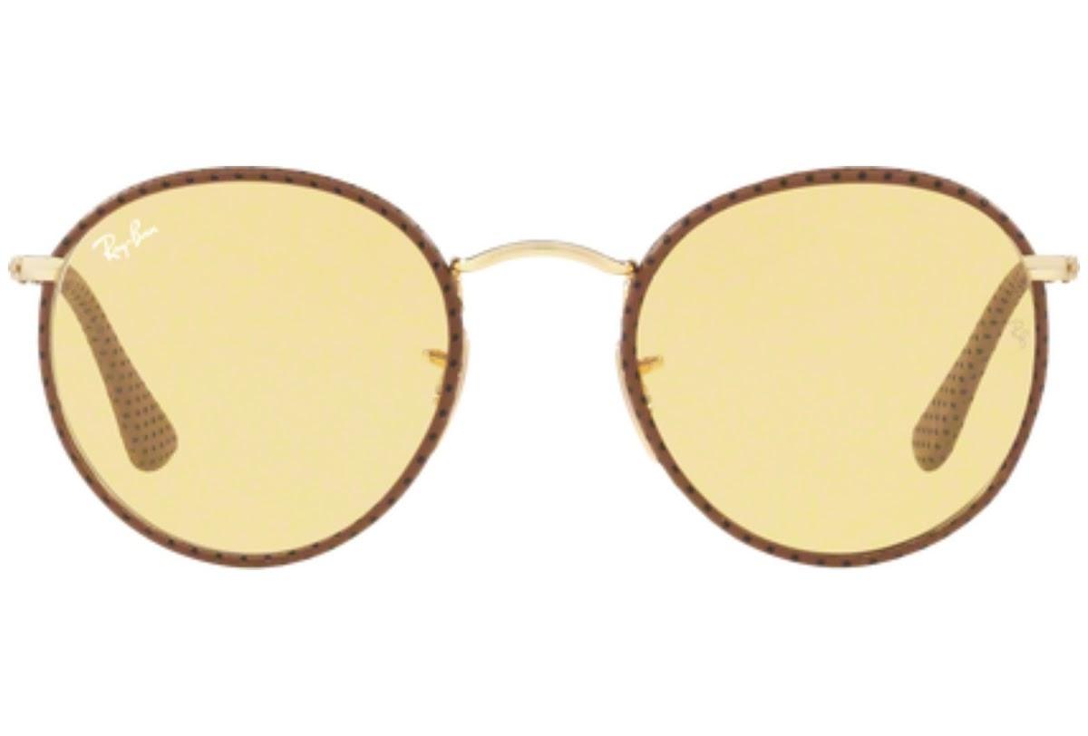 Acheter Lunettes de soleil Ray-Ban Round Craft RB3475Q C50 90424A    opti.fashion d538744a8d84