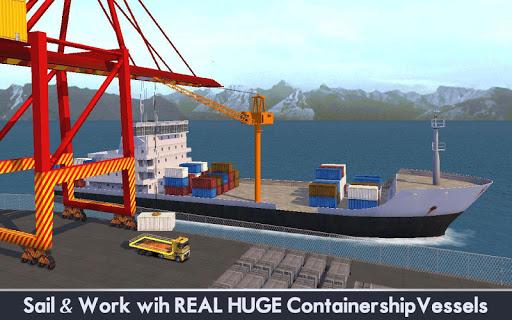 Télécharger Cargo Manuel Grue 3 APK MOD 1