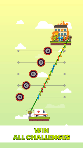 Rope Puzzle screenshot 5