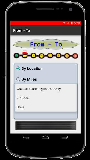 玩免費遊戲APP|下載Gas Travel - Calculator app不用錢|硬是要APP