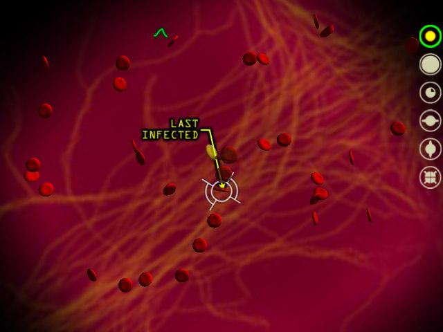 Cell Infex- screenshot