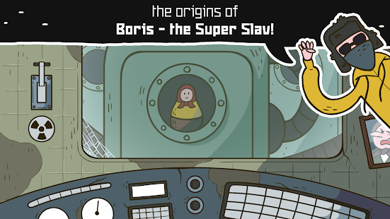 Life of Boris: Super Slav - náhled