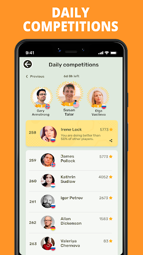 Free Trivia Game. Questions & Answers. QuizzLand.  screenshots 5