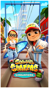 Subway Surfers APK screenshot thumbnail 11