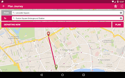 London Bus Checker Live Times Screenshot 18