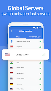 Snap VPN – Unlimited Free & Super Fast VPN Proxy 2