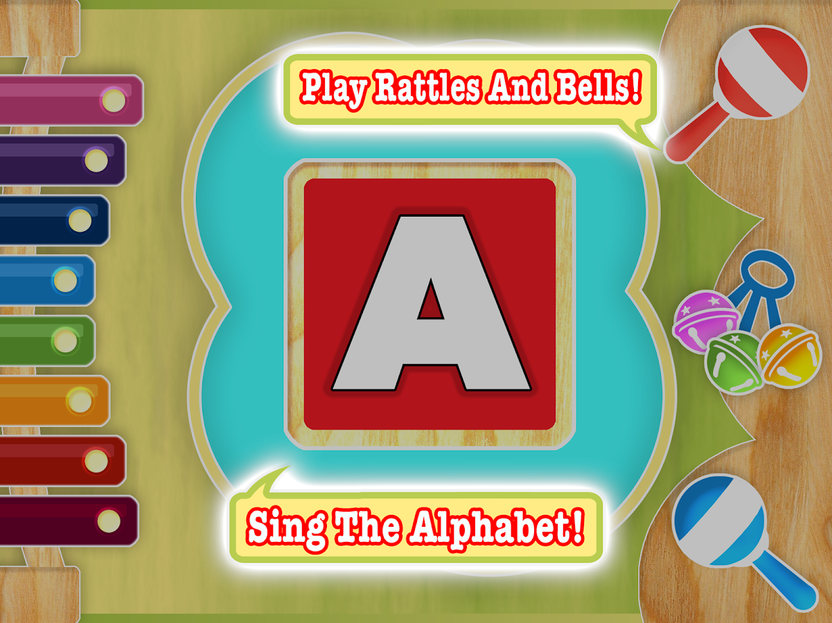 ABCs Song- screenshot
