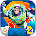 space shooter and shooting buzz 2 icon