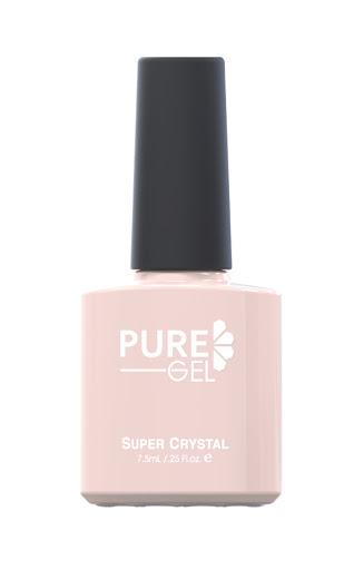 esmalte pure gel soft sin simply nude tn-004 ss