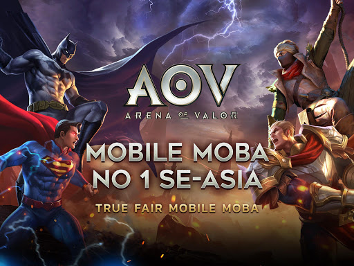 Garena AOV - Arena of Valor: Action MOBA 1.19.1.1 screenshots 16