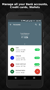 vMoneyTracker - Money Manager , Budget Planner - náhled