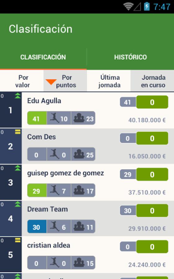 Screenshots of Com Full for iPhone