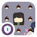 AppLock Beautiful Girl Theme icon