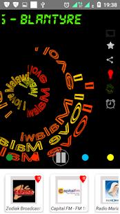 Malawi radios - náhled