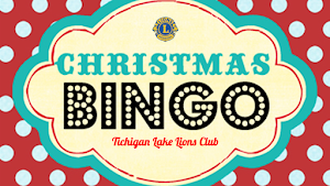 Christmas BINGO Party!