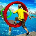 Stuntman Crazy Run icon