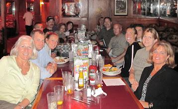 Photo: Team Dinner SS June 2010