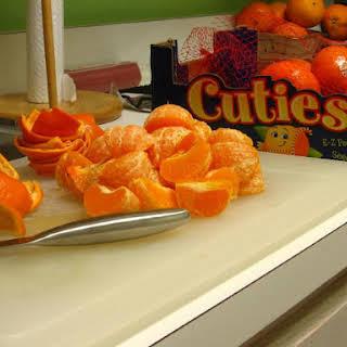 Clementine Curd.