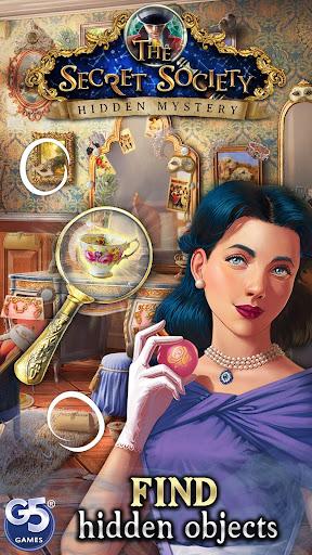 The Secret Society - Hidden Objects Mystery 1.41.4105 screenshots 1