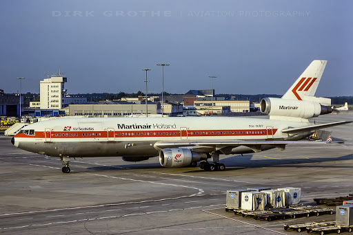 The Last Remnant of Martinair