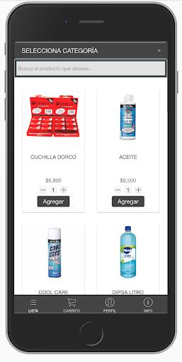 Barbero Express 0.1.9 screenshots 1