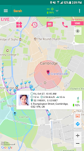 GeoFamily - GPS Tracking, Safeguard, Remote Care - náhled