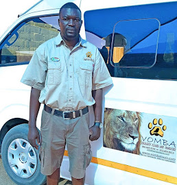 Khimbini Hlongwane is living his dream of owning a tour company.