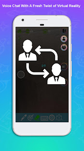 Imerference – 3d Augmented reality chat app 2