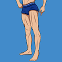 Strong Legs in 30 Days - Legs Workout icon