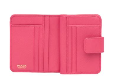 4. กระเป๋าสตางค์แบรนด์ Prada 02