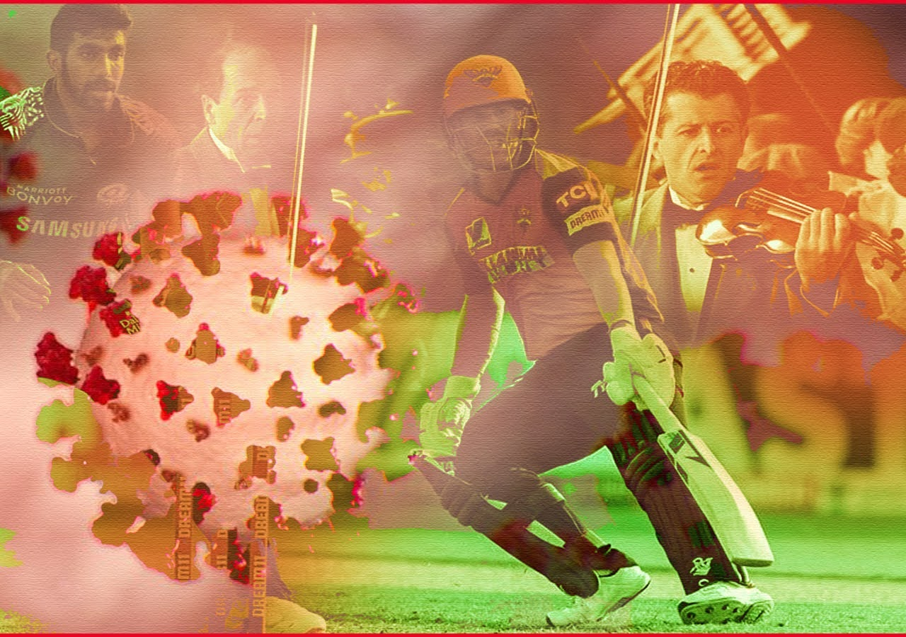 IPL '21 will be Remembered as the Band that Kept Playing while the Titanic Sank.