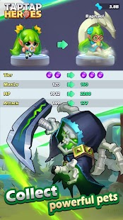 Taptap Heroes Screenshot