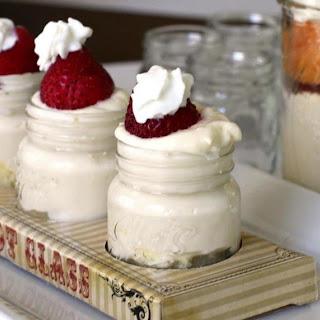 Strawberry Shortcake-Cheesecake Shooters
