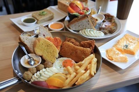 濰克早午餐-崇善店