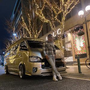 ハイエース  コミューターのカスタム事例画像 Yuta.com8888さんの2021年03月24日12:16の投稿
