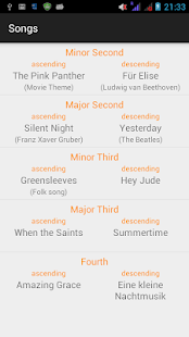 MyEarTrainer - Ear Training- screenshot thumbnail