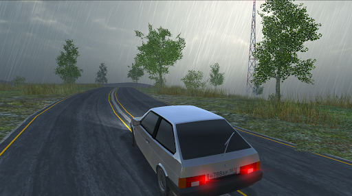 Russian Car Driver HD 1.03 screenshots 7