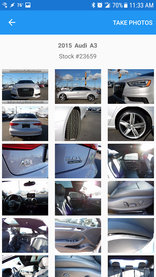 Dealer Car Search- screenshot