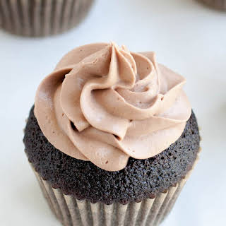 Chocolate Whipped Cream Cream Cheese Frosting.