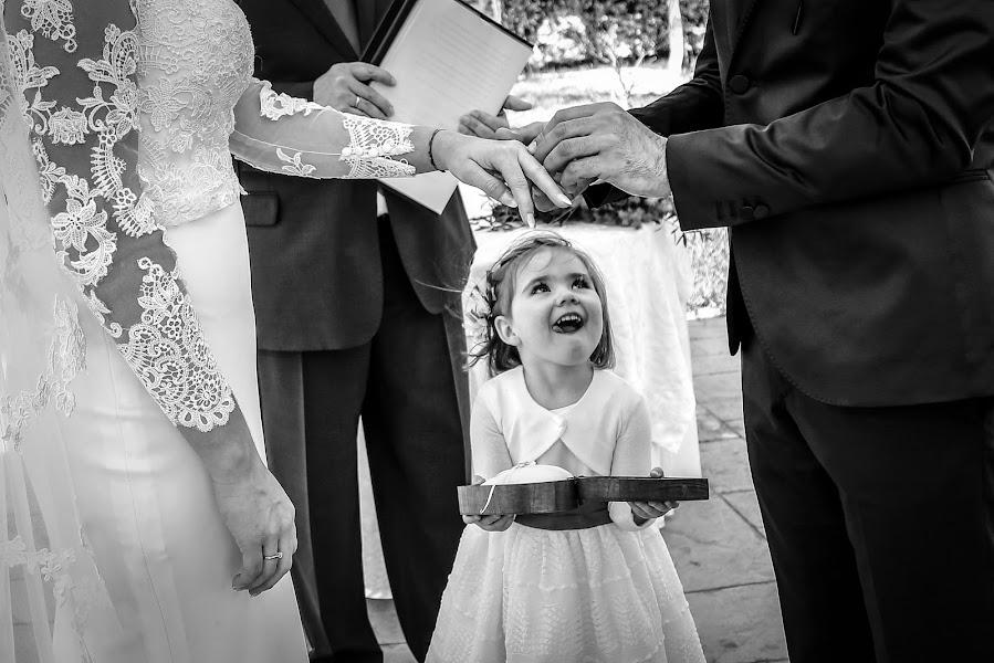 Vestuvių fotografas Alessandro Spagnolo (fotospagnolonovo). Nuotrauka 13.04.2019
