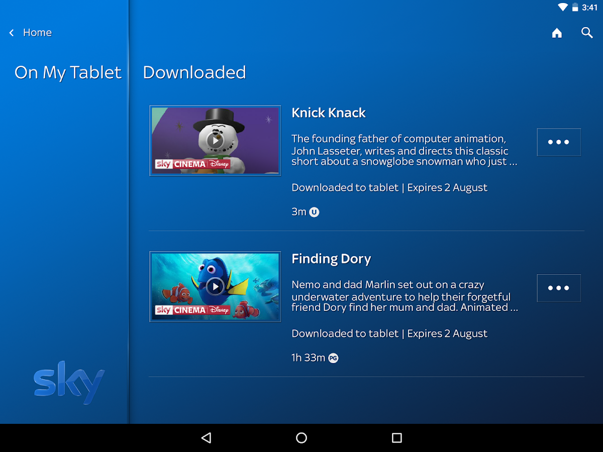 Sky q android apps on google play - Can you watch sky box office on sky go ...