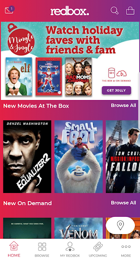 Redbox u2013 Rent, Watch, Play 8.3.1 screenshots 2