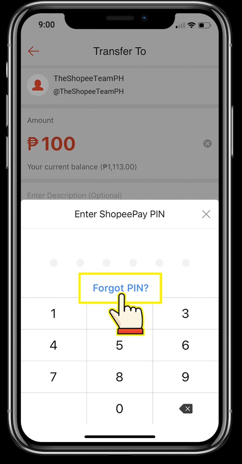 生活攻略-我忘记了我的ShopeePay PIN码。如何重置?-菲律宾中文网(8)