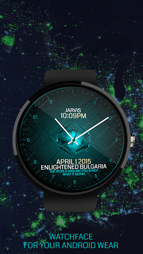 WatchFace for Ingress