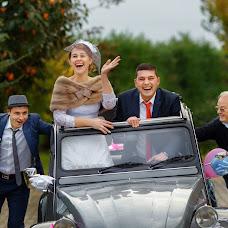 Wedding photographer Taras Mizak (Mizak). Photo of 10.12.2016