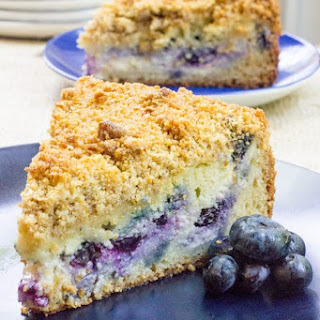 Blueberry Oat Coffee Cake Recipes