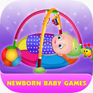 Baby Hazel Newborn Baby Games for PC and MAC