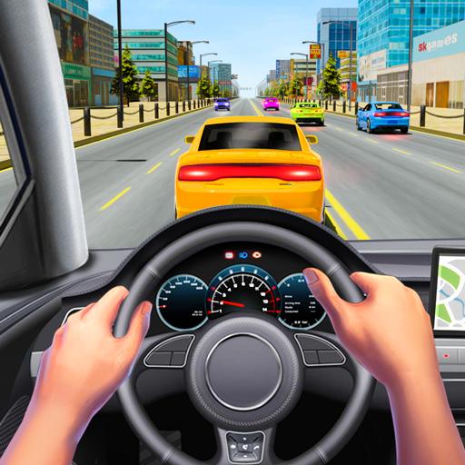 carro real dirigindo carro simulador de motorista