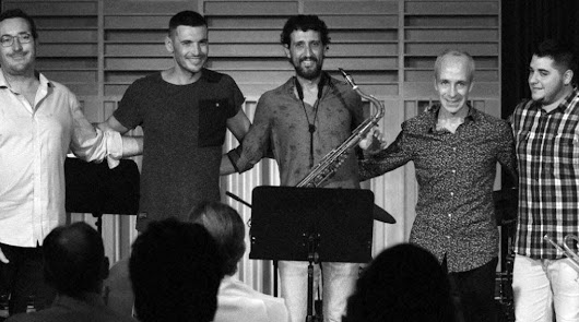 El viernes será el turno de Clasijazz Quintet al aire libre en Clasijazz.