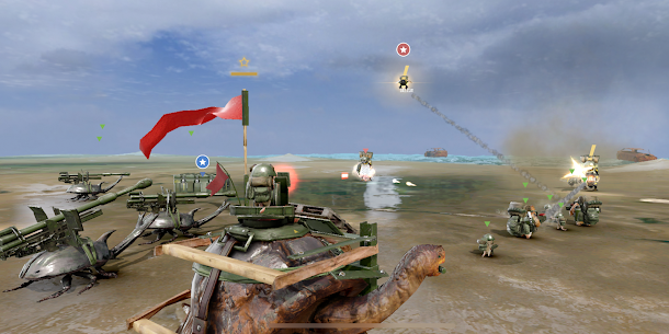 War Tortoise 2 v1.0.21.5 (Mod, Unlimited Money) 1